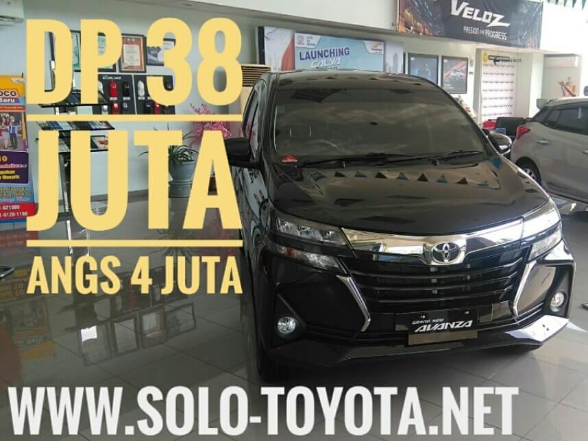 Promo Spesial DP Dan Angsuran Ringan Bulan Ini Toyota Solo